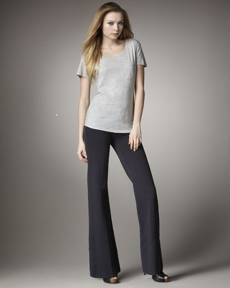 Visionaire Boot-Cut Abyss Jeans