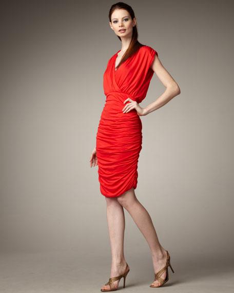 Nanette Ruched Dress