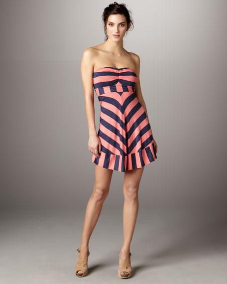 Liberty Stripe Dress