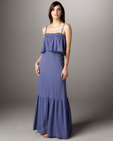 Sequoia Tiered Maxi Dress