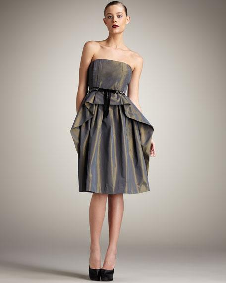 Gracie Strapless Dress