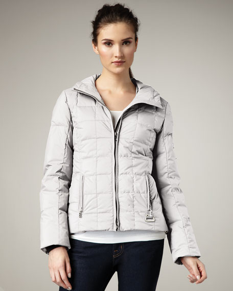 Silia Quilted Jacket