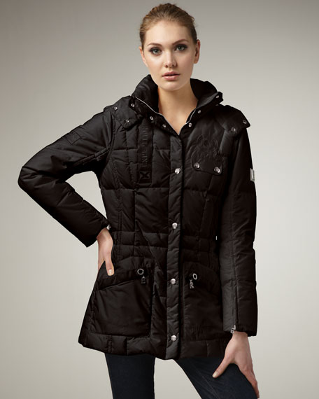Xala Quilted Coat