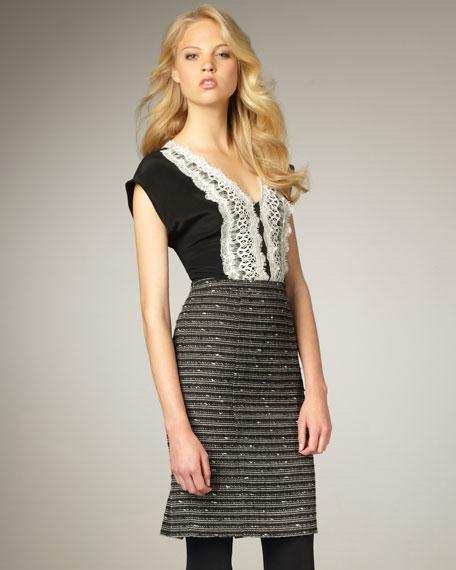 Soloist Tweed Skirt
