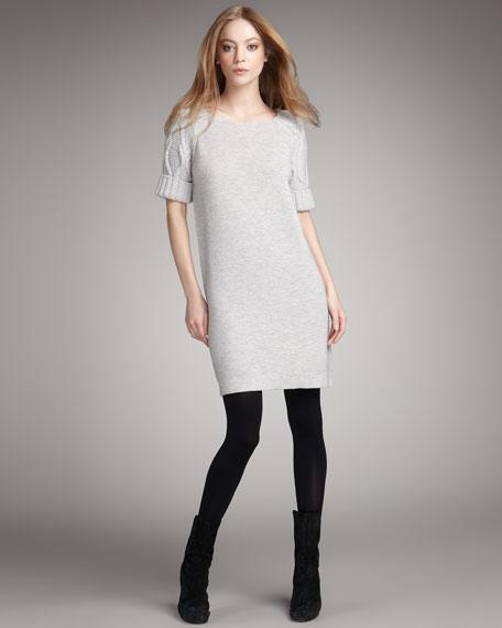 Viva Wool-Cashmere Dress
