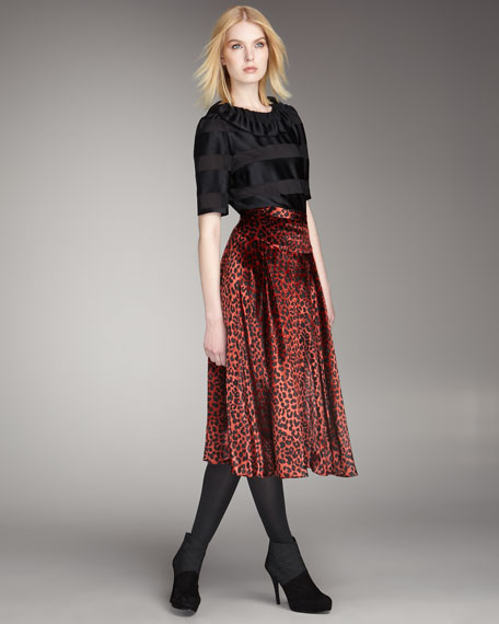 Sphinx Spotted Skirt