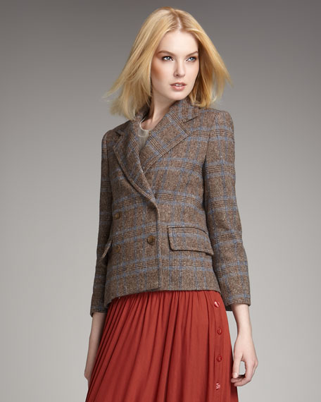 Beatrice Tweed Jacket