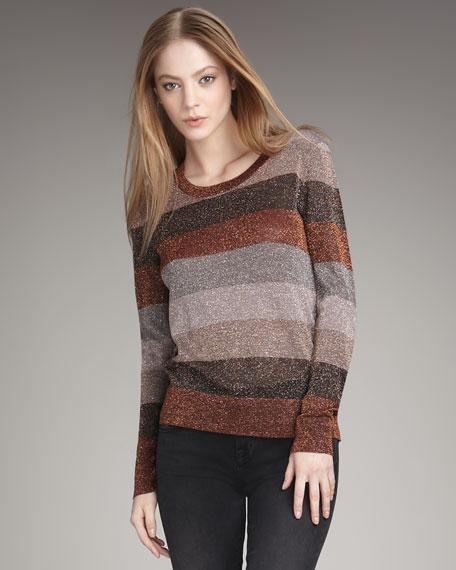Camino Metallic Sweater