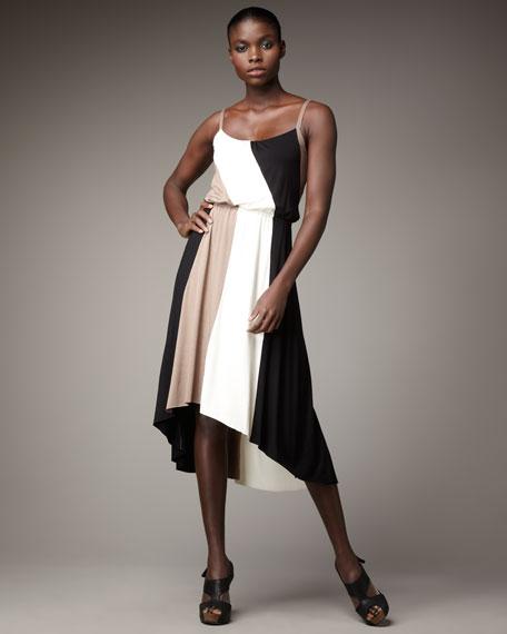 Shooting Star Stripe Dress