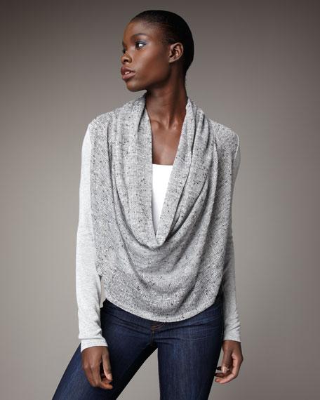 Nightfall Cowl-Neck Sweater