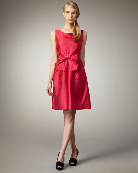 jullian full-skirt dress