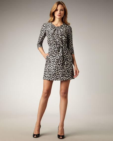 dorothy printed dress