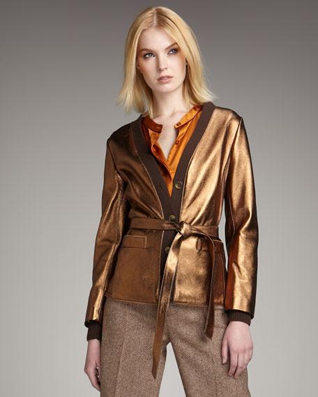 Limelight Leather Jacket