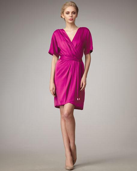 Genevieve Wrap Dress