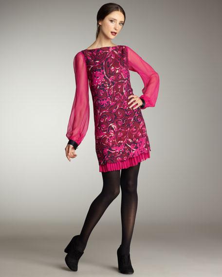 Dorrance Printed Dress