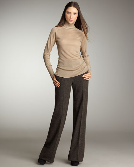 Laura Wool Trousers