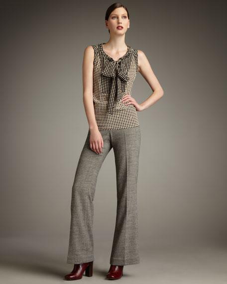 McNalie Wool Trousers