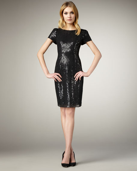 Lolly Sequined Dress