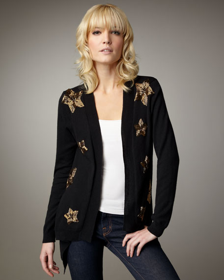 Gold Star Cardigan, Women's
