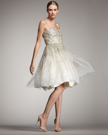 Tallulah Sequined Party Dress