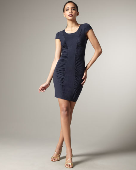 Madeline Ruched Dress