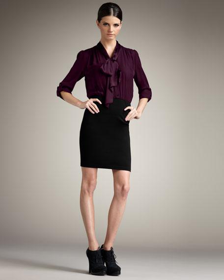 Ashton Combo Dress
