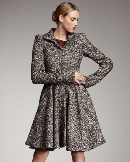 Edwina Tweed Coat