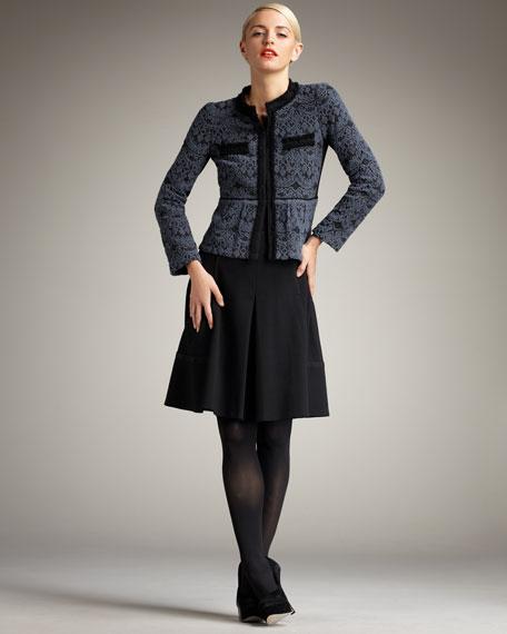 Pandora Pleated Skirt