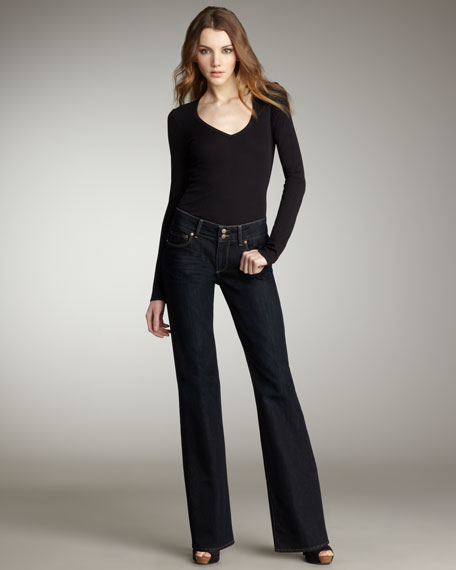 Hidden Hills Memphis High-Waist Jeans