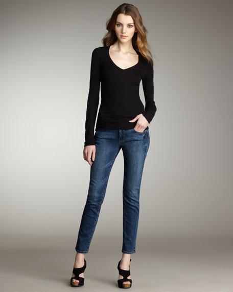Skyline Peg Rhapsody Skinny Jeans