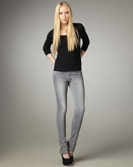 Skinny Micro Flare Alicia Jeans