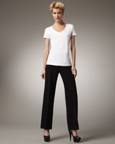 Not Your Daughter's Jeans Desiree Ponte Wide-Leg Pants