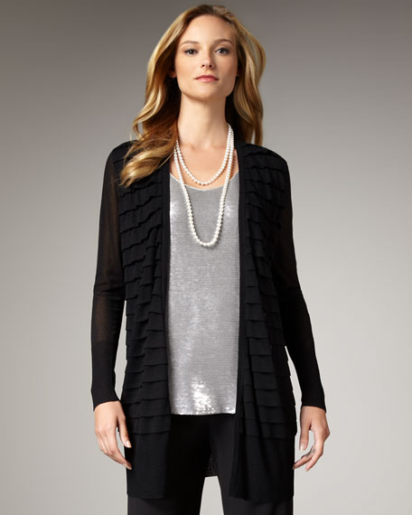 Sequined Shell, Women's