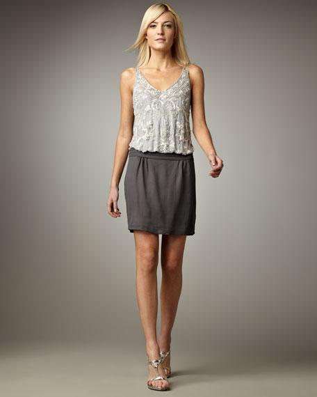 Combination Cocktail Dress