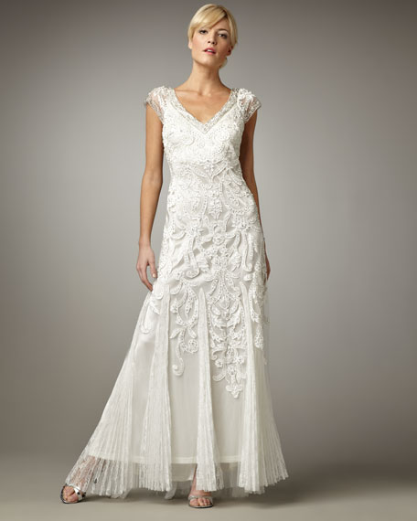 Passementerie Gown