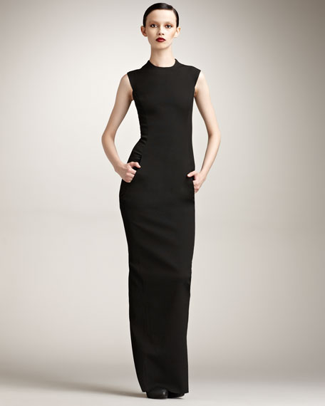 Long Dovima Dress