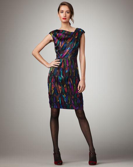Cate Printed Dress