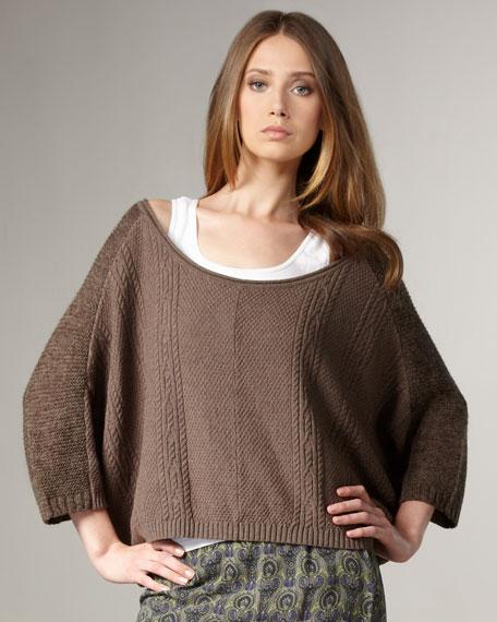Leyton Cropped Sweater
