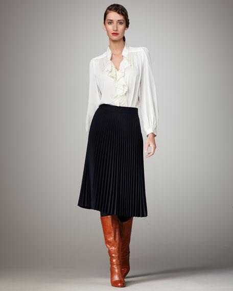 Darcie Pleated Skirt
