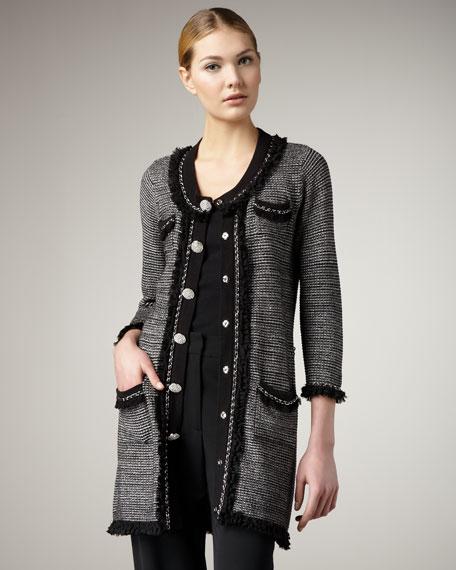 Lady Morton Long Jacket, Petite