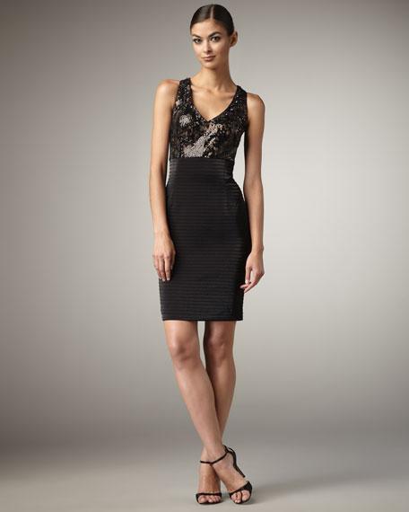 Print-Top Dress