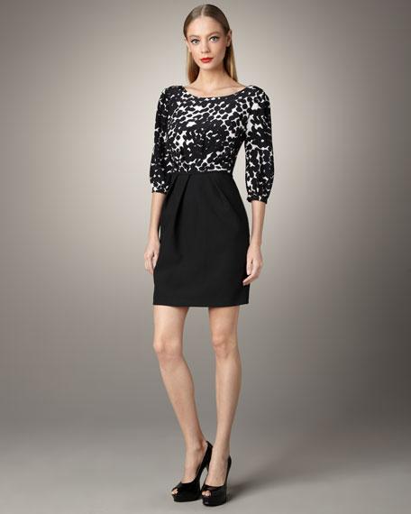 Combo Dress