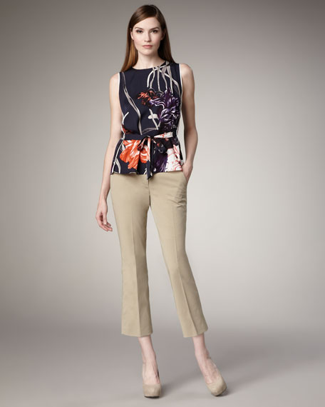 Fiona Cropped Pants
