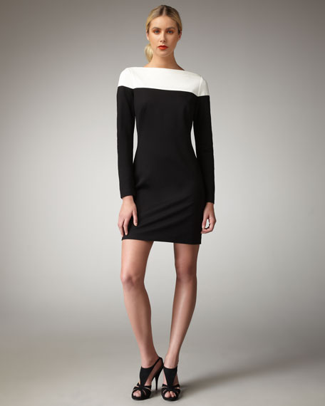 Capwell Colorblock Dress