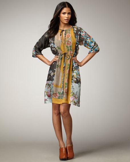 Edgar Printed Dress