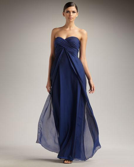 Flyaway Chiffon Gown