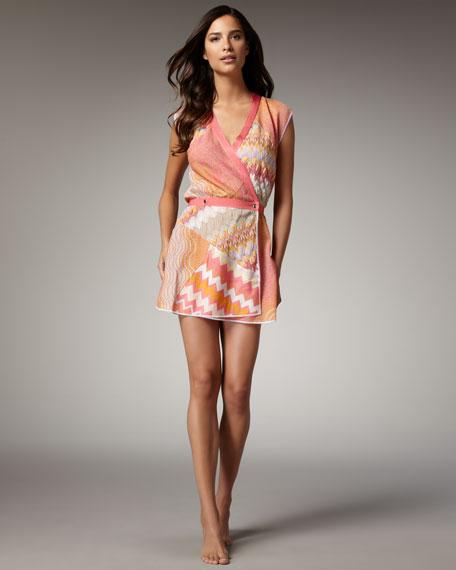 Indocina Patchwork Dress