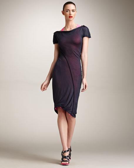 Two-Tone Dress