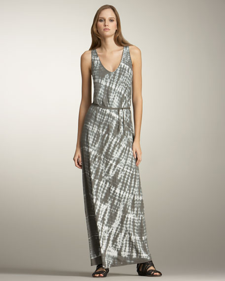 Emilia Tie-Dye Maxi Dress