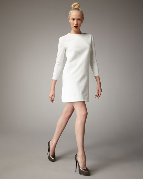 Tibi Mod Shift Dress